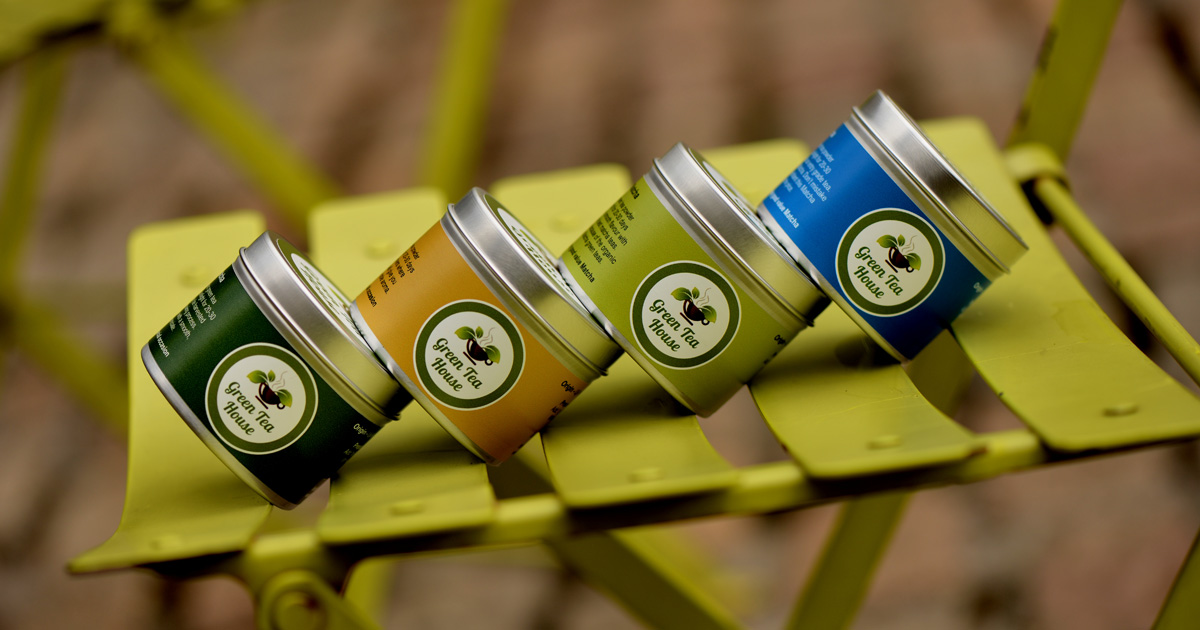 green tea england