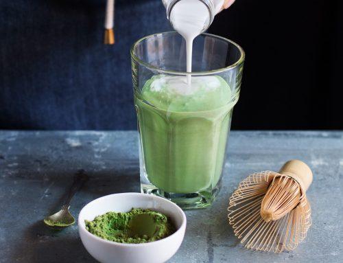 Matcha Green Tea Antioxidants and Nutrition